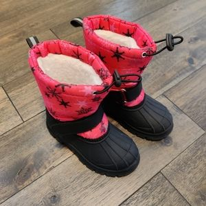Toddler girl boots size 10